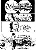 1000 Corpses page01 by MichelaDaSacco