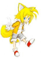 Tails by DC9spot