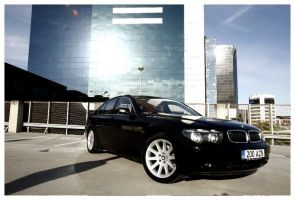 bmw 7series photoshoot by ShadoWpictureS