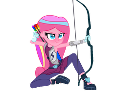 Shadowbolts Archer by SugarSong-MLP-Oc