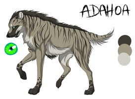 Adahoa by wolfhound56200