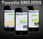 Tweetie SMS iOS5 by Tjdyo