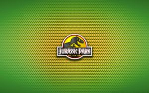 Wallpaper - Jurassic Park 'Ford Explorer' Logo by Kalangozilla
