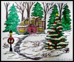 Christmas Card 2010 by Jenna-Rose