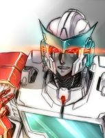 TF : SG Ratchet by RadeRizo