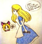 Winry In Wonderland by LadyRenard