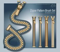Zipper Brush Set by SmokesBrandy