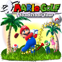 Mario Golf Toadstool Tour by POOTERMAN