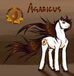 CLOSED ~Agaricus by Haventide