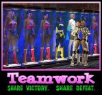 Share Victory.  Share Defeat. by spacebabes
