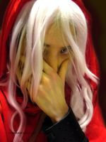 Raistlin Cosplay: Cough Cough by Kabudragon