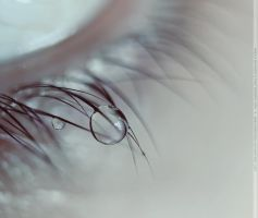 Lower Eyelash by SheilaBrinson