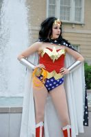 Wonder Woman by dangerousladies