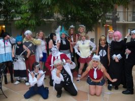 Soul Eater Gathering ALA 2011 by StarlitHellsing