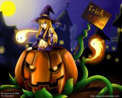 Trick or Treat-Haloween by DesArms