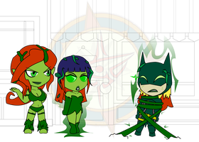 Chibi Chain - Ivy-Time - Another Ivy by Dragon-FangX