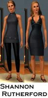 Shannon Rutherford-Sims 3 by pudn
