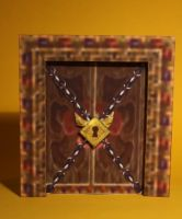 Boss Door papercraft by Drummyralf