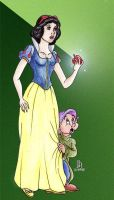 Snow White by cirgy