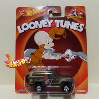 HW 2014 POP CULTURE LOONEY TUNES '85 FORD BRONCO by idhotwheels