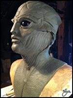 Thane Krios - Cosplay Mask - 5 by Syn-Prods