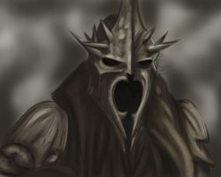 King of the Nazgul by MobileSuitSenpai