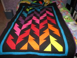 Main Quilt by GothicRockerGirl