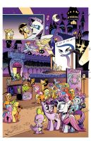 My Little Pony Rarity Micro Page 20 by angieness