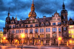 hdr dresden sightseeing by HAPZ86