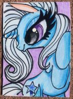 The Great and Powerful ATC by TinyUnicornFarm