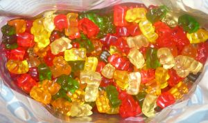 Bag of Gummy Bears by KambalPinoy