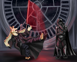 Sith Jar-Jar Binks: Darth Nuissance by Defy-Gravity-42