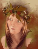 Seasons -A Portrait- by nureen