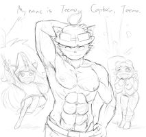 My name is Teemo. by Nestkeeper