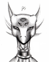 Cynder by Fiidchell