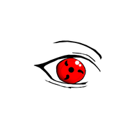 Vector Sharingan by Creativetasks