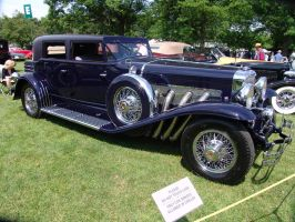 1933 Duesenberg SJ Beverly 1 by Skoshi8