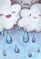 CUTE THINGS  such a cloudy day by Re-belle