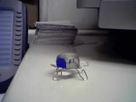 paperclip turtle, part deux by thedens