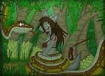 Lost in the Jungle are we? I can fix that.... by Crafty-Cobra