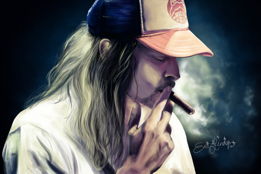 Kid Rock by EvelinaLindqvist