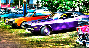 Cars in HDR by Idera13