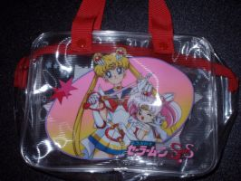 Sailor Moon Tote bag A by KittyChanBB