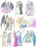 Disney Gargoyles Crossovers 1 by Nebulan