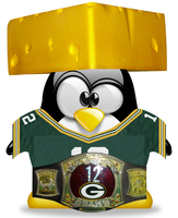 Packers Tux by powerofpi