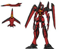 TF:P Starscream Redesign by Zapwing