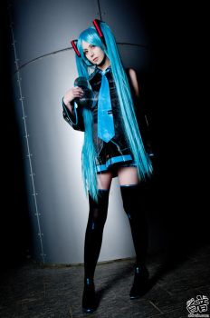 Miku : No disk in the drive by LolaInProgress
