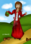 little red riding hood by SunnyGirl33