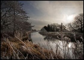 Frosty River by grimleyfiendish