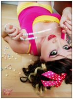Candy Necklaces by pinuplips